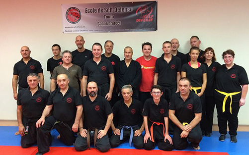 ecole self defense laroque d olmes ariege th